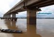 Nível do Rio Madeira deve chegar a 17,10 metros, afirma Defesa Civil