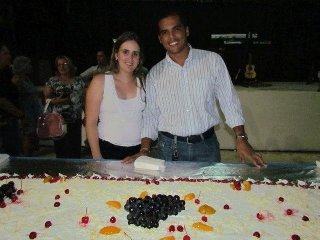 Condenado o ex-prefeito que armou esquema para pagar bolo de aniversário de 40 metros em sua festa