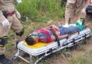 Bandido atira na própria perna durante assalto em Porto Velho