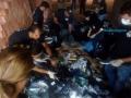 Denarc incinera meia tonelada de droga em Porto Velho; fotos