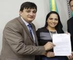 Justiça eleitoral cassa diploma de prefeita de Pimenta Bueno Juliana Roque, do vice e declara deputado inelegível