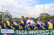 Três jogos abrem a Taça Inverno/Airton Gurgacz de futebol