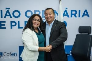 Manoel Neri é reeleito presidente do Conselho Federal de Enfermagem