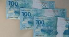 Adolescente é apreendido com R$ 2 mil em notas falsas e diz que gastaria tudo em festas