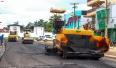 Prefeitura de Ji-Paraná finaliza recapeamento de mais ruas do 2º Distrito