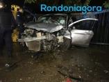 Motorista e mais dois ficam gravemente feridos em acidente na madrugada deste domingo