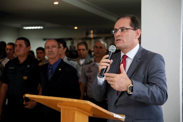 Polícia Militar de Rondônia troca comandante geral; sai Ênedy Dias assume Ronaldo Flores