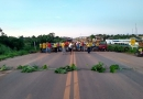 Taxistas liberam BR-425 após mais de seis horas de protesto por segurança