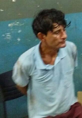 Preso homem que matou morador de rua em Porto Velho