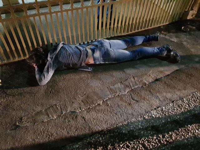 Agente penitenciário mata um e rende outro após tentativa de assalto em Porto Velho