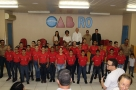 Deputado Airton Gurgacz prestigia Projeto Bombeiro Mirim de Ji-Paraná