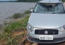 Acidente na BR-364 mata duas pessoas após carro cair no rio