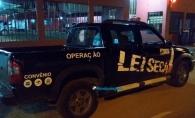 Mais de 20 motoristas são presos na Operação Lei Seca em  Porto Velho