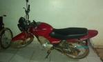 Foragido é recapturado e jovem é preso com moto roubada em Porto Velho