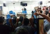 Taxistas descobrem que vereadores não podem apresentar projeto garantindo táxi lotação