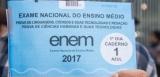 Inep disponibiliza espelhos de redação do Enem e notas de treineiros
