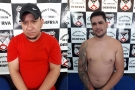 Polícia cumpre mandados e prende dois por envolvimento com quadrilhas de roubo de veículos