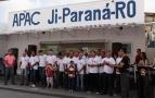 Ji-Paraná inaugura o primeiro presídio sistema de humanização de pena na Região Norte