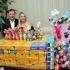 Primeira dama Ieda Chaves arrecada chocolates para instituições carentes