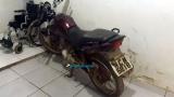 Após perseguição, adolescentes são apreendidos com moto roubada em Porto Velho