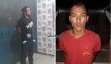 Dois com mandados de prisão por roubo, tráfico de drogas e porte ilegal de armas são presos pela PM