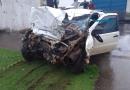 Policial civil morre em grave acidente após colidir carro em muro de vila militar