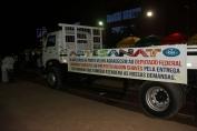 Garçon entrega caminhão novo para artesãos da Capital