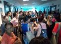 Vídeo: Trabalhadores em educação ocupam sede da Seduc no CPA em Porto Velho