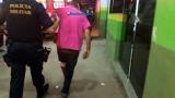 Adolescente é baleado após fugir de abordagem e trocar tiros com a PM