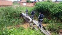 PM mata um após roubo no prédio da PRF em Porto Velho