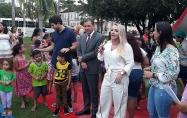 Primeira-dama lança campanha de arrecadação de chocolates para Páscoa de crianças carentes