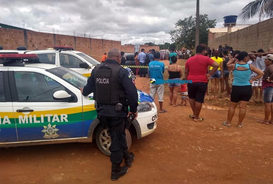 Vídeo: Vítima reage a assalto, mata criminoso e deixa outro baleado em Porto Velho