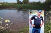 Idoso morre afogado durante pescaria com a família em igarapé às margens da BR-364