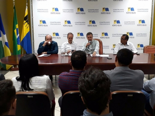 Prefeito apresenta projeto que viabiliza Organizações Sociais na saúde da Capital