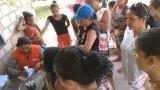 Defesa Civil e Emater atendem comunidades à margem esquerda do Rio Madeira