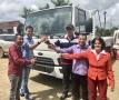 Expedito Netto entrega caminhão e anuncia recursos para saúde de Buritis