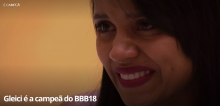 Gleici, do Acre, vence o BBB 18
