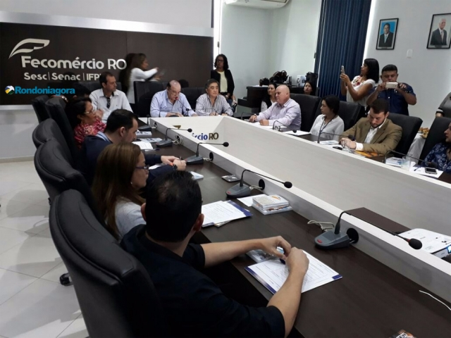 Fecomércio apresenta projeto para transformar Porto Velho em capital da pesca esportiva