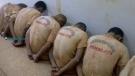 Agentes flagram detentos cavando túnel no presídio 470, na capital