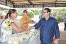 Deputado Ezequiel Júnior e Prefeitura de Theobroma entregam barracão do feirante