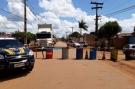 Moradores bloqueiam Estrada do Belmont em Porto Velho