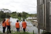 Cheia: Prefeitura decide não prorrogar estado de alerta