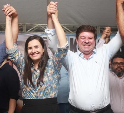 Ex-prefeita que deu causa a nova eleição em Vilhena é lançada candidata mais uma vez