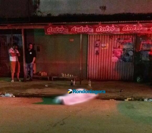 Criminoso é preso após matar homem a facadas em festa de aniversário na capital