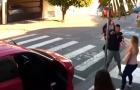 Vídeo: Mãe PM reage a assalto e mata ladrão na porta da escola