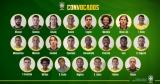 Tite anuncia os 23 jogadores convocados para a Copa da Rússia; Lista tem Neymar e goleiro Cássio