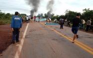 Justiça Federal determina desbloqueio da BR-364 em Rondônia; PRF pede apoio da PM
