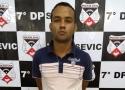Foragido de Guajará-Mirim é preso escondido em Porto Velho