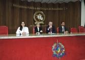 Redução de peixes nativos pós usinas é motivo de preocupação, alerta doutora da Unir em seminário internacional