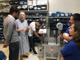Casa de Saúde Santa Marcelina recebe equipamentos e materiais de Expedito Netto